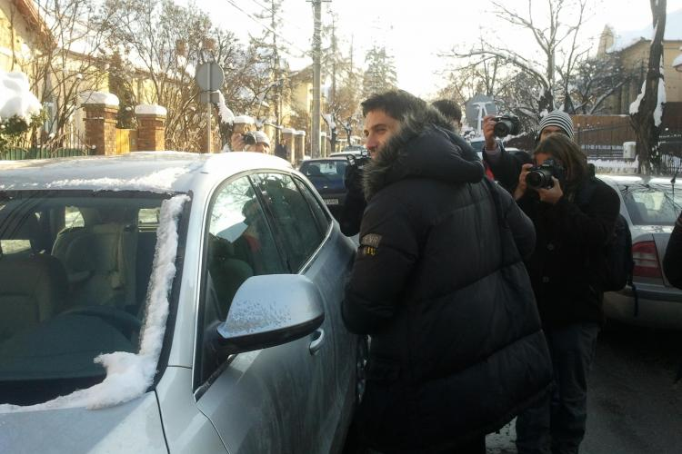 Claudiu Niculescu, audiat 3 ore la DIICOT Cluj. L-a TURNAT pe Walter? Vineri sunt audiați jucătorii de la Petrolul
