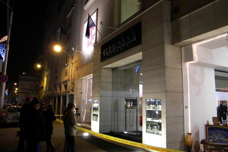 Fiul patronului de la Galeriile Ferdinand, Marius Moga, a tras cu pușca în magazin sub ochii copiilor și ai soției sale
