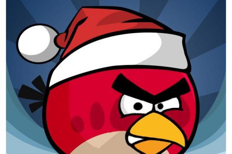 România, campioană la Angry Birds