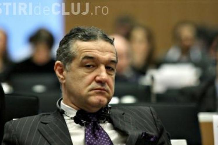 Gigi Becali: Sunt mai inteligent decât 90% dintre parlamentari nu și C.V. Tudor