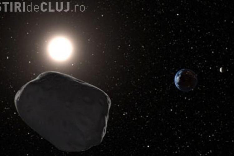 Un asteroid se apropie de Terra. Vezi ce zic astronomii despre un posibil impact