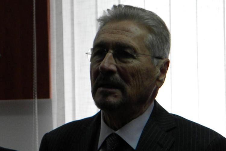 Emil Constantinescu, prezent la Cluj la inaugurarea filialei Institutului de Diplomaţie Culturală din Berlin