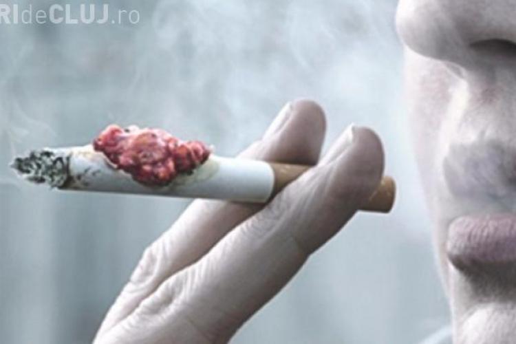 Reclamă ŞOCANTĂ! Motivul pentru care să renunţi la  fumat - VIDEO
