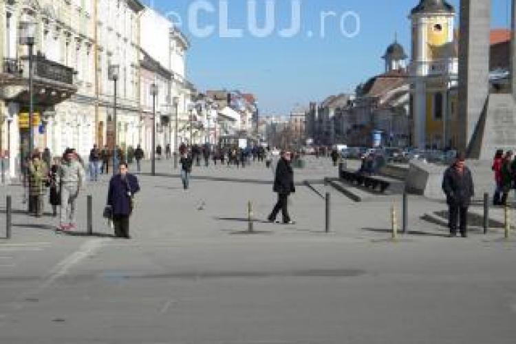 PROGNOZA METEO: La sfârșit de săptămână se întorc ninsorile la Cluj