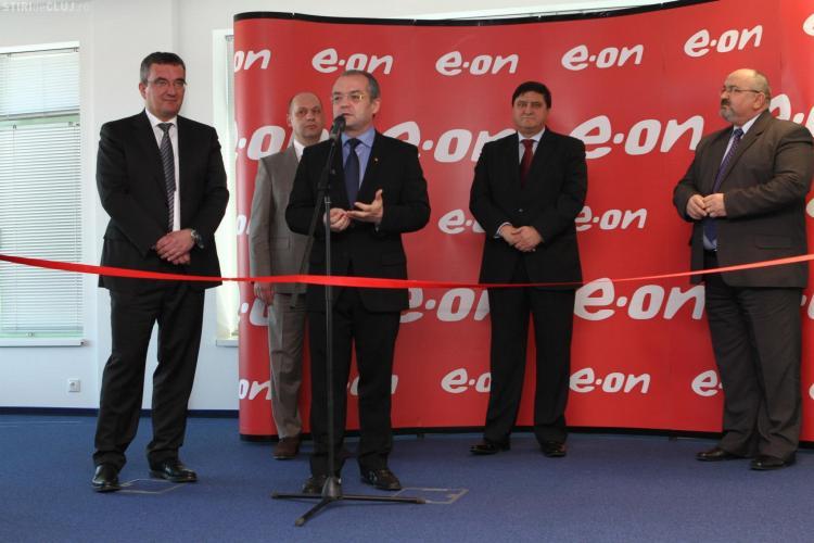 E-ON a inaugurat Centrul de servicii la Cluj. Peste 500 de noi locuri de muncă pentru clujeni - FOTO-VIDEO