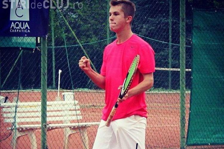 Patrick Ciorcilă, convocat în lotul de Cupa Davis pentru meciul cu Danemarca