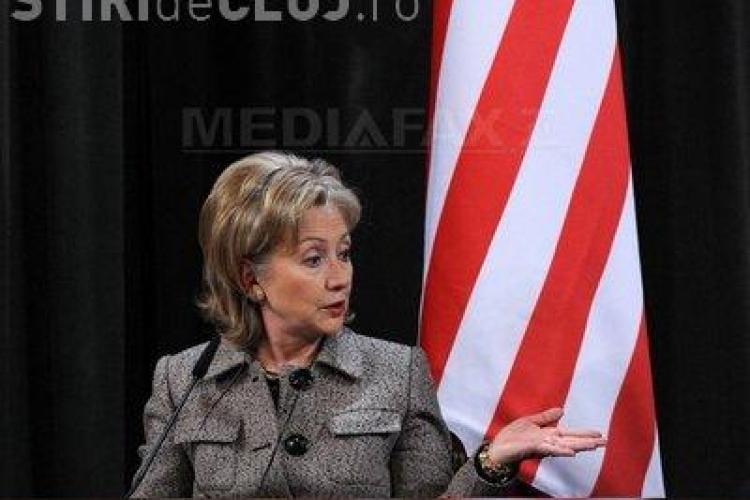 Hillary Clinton, spitalizată de urgenţă în urma unei tromboze