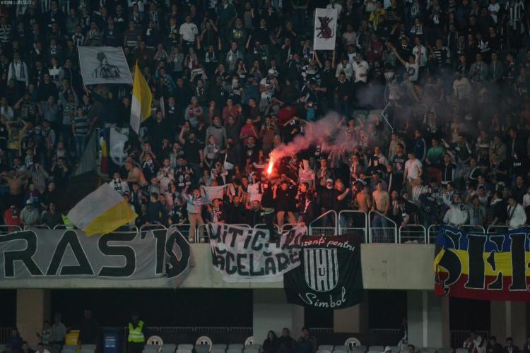 Cât de mari sunt datoriile U Cluj! Alexandrion încă mai speră să cumpere clubul