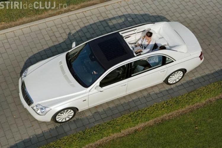 Cea mai scumpă maşină scoasă la vânzare în România-FOTO
