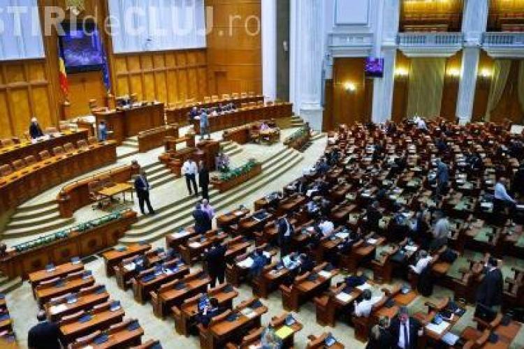 Parlamentarii riscă să rămână fără banii de salarii
