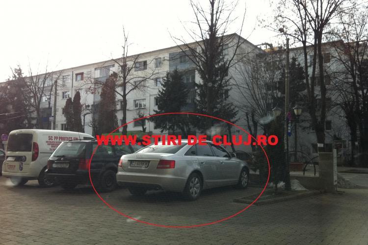 """Șef din Poliția Rutieră Cluj, acuzat că a """"mușamalizat"""" un accident de circulație în care a fost implicat"""