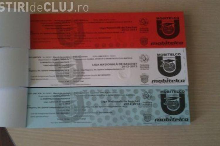Bilete la meciul U Mobitelco - CSU Sibiu! Programul de vânzare a biletelor
