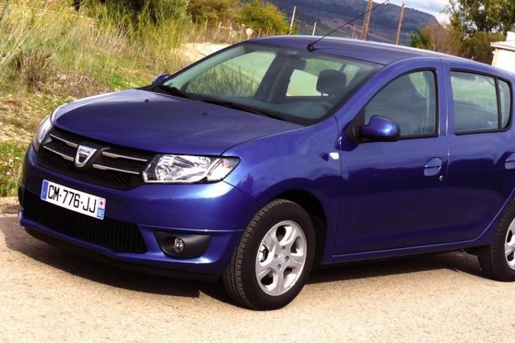 Dacia a întrecut  VW şi Citroen la vânzări în Franţa