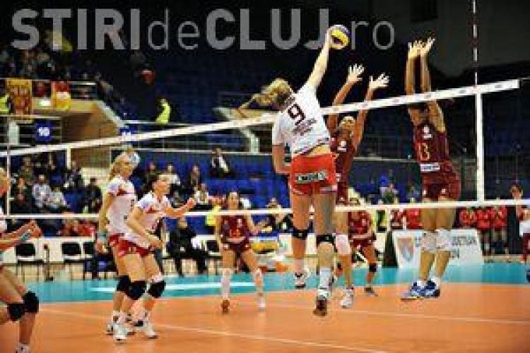 Naţionala de volei feminin s-a calificat la Campionatul European