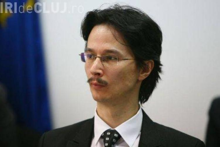 Judecătorii clujeni vor să îl revoce pe Cristi Danileţ din CSM