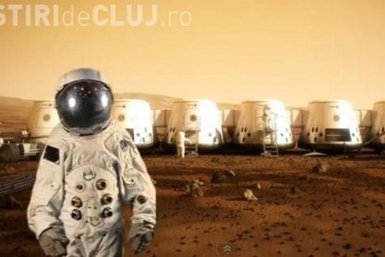 Vrei să fii astronaut voluntar pe Marte? Vezi aici ce trebuie să faci-FOTO-VIDEO