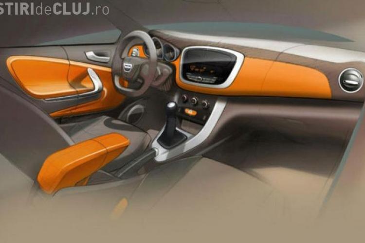 Cum arată bordul noilor modele Dacia Logan II şi Sandero - FOTO