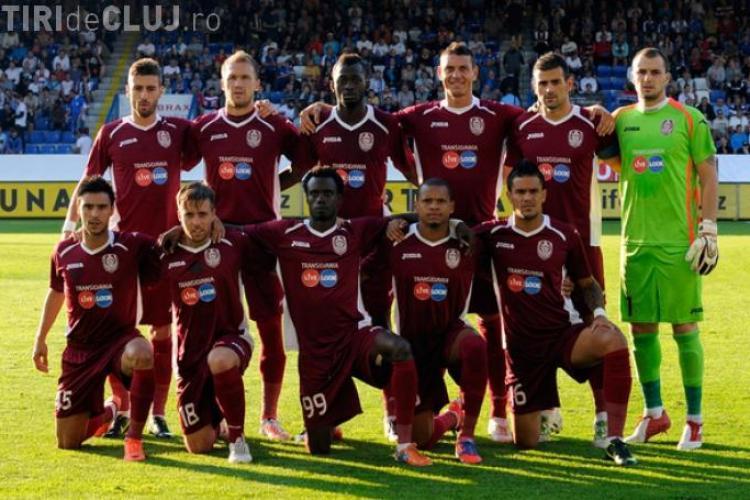 Lovitură grea la buget pentru CFR Cluj. UEFA plăteşte mai puţin