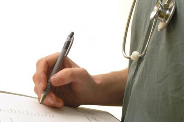 CNAS: De la 1 ianuarie reţetele se vor prescrie electronic