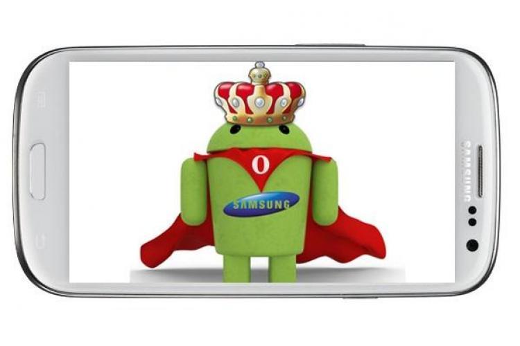 TOP 5 cele mai bune smartphone-uri în 2012
