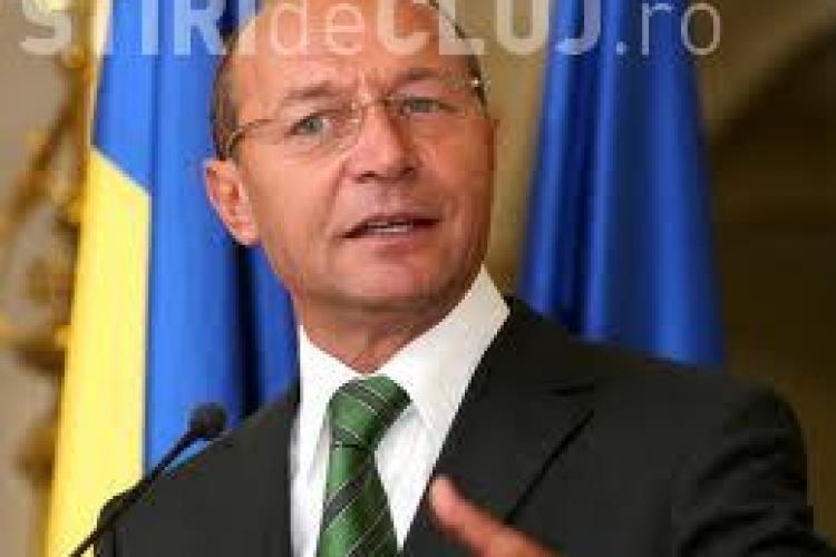 Băsescu: Nu am discutat cu Ponta despre bugetul UE. El se ocupă de Berlusconi