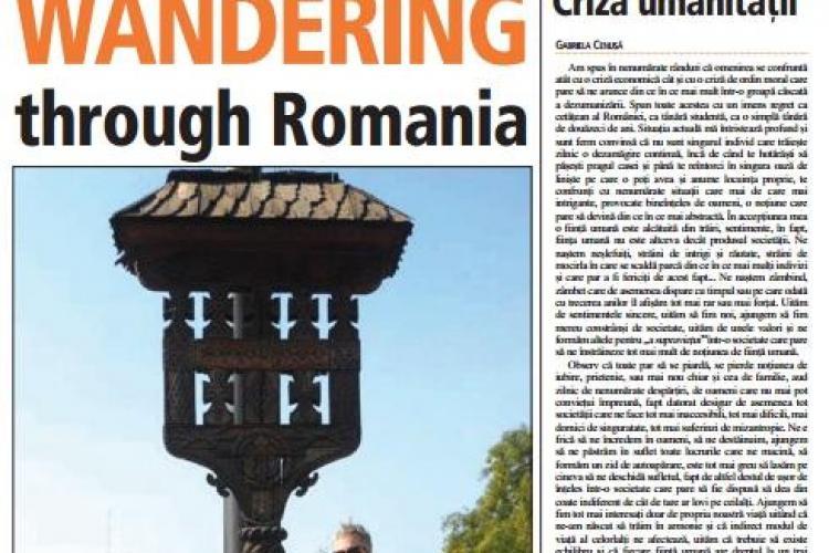 """Ziarul românilor din America realizat de un clujean, """"Gândacul de Colorado"""", nu mai apare pe print"""