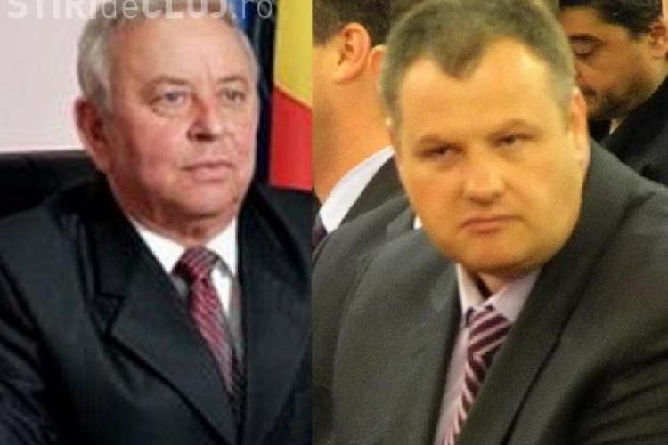 Traseiști de Cluj! Deputații Ioan Moldovan - PPDD și Mircea Irimie - PDL au trecut la PC