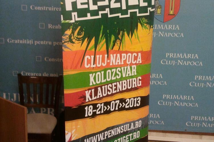 Festivalul Peninsula va avea loc în IULIE la Cluj-Napoca - VEZI AFIȘUL - UPDATE