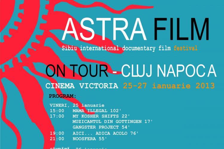 Astra Film Festival ajung la Cluj-Napoca. 14 documentare prezentate la Cinema Victoria