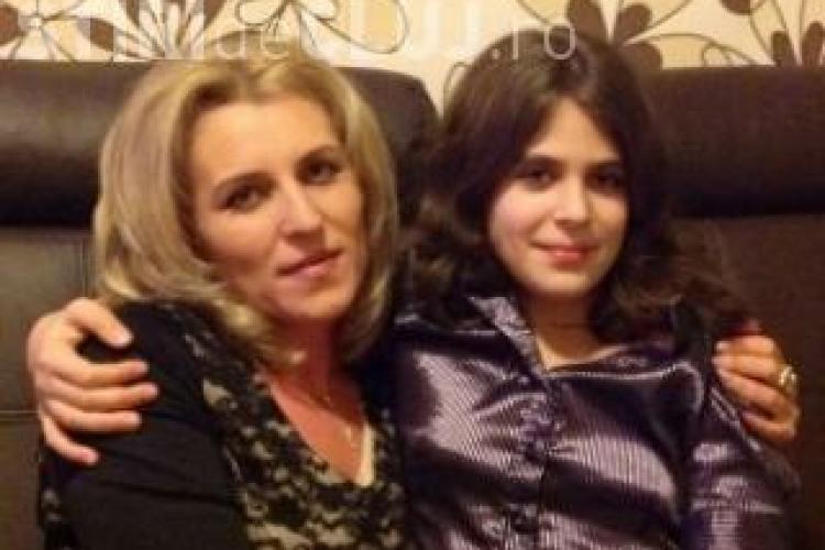 Mama EROINĂ de la Cluj, care și-a salvat fetița din Palestina, amenințată voalat pe Facebook