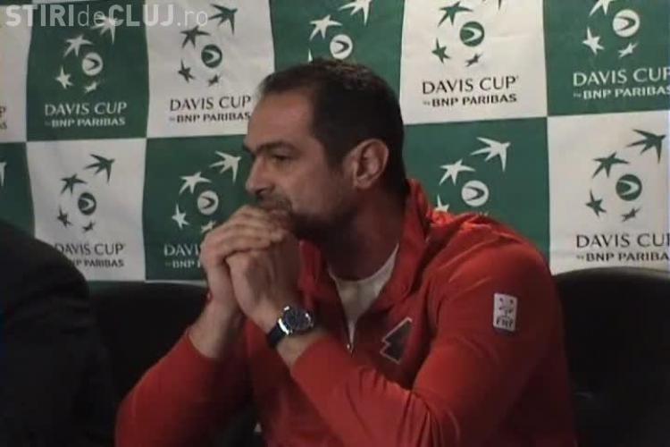 Porumb despre scandalul financiar cu Hănescu de la Cupa Davis: M-a făcut RIDICOL - VIDEO