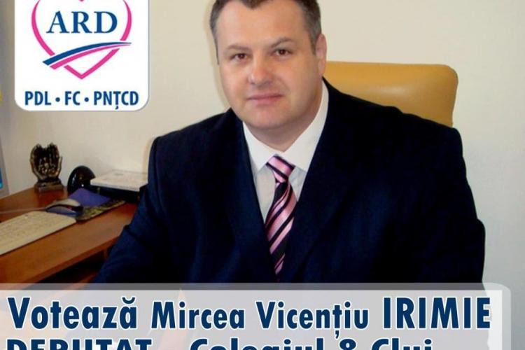 Deputatul PDL, Mircea Irimie, a migrat la PC: Karatistul a plecat pentru funcții