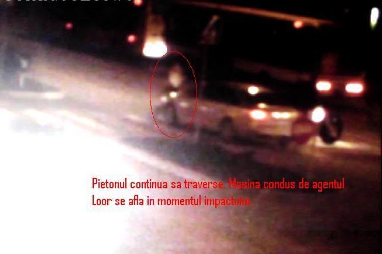 DOVADA că Poliția mușamalizează accidentul în care a fost implicat un șef din Poliția Rutieră Cluj - FOTO EXCLUSIV