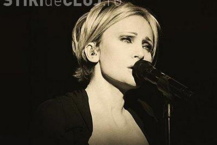 Concert Patricia Kaas la Cluj, în 24 iunie