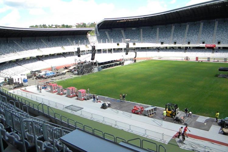Robbie Williams nu va concerta la Cluj. Cine ar putea concerta?