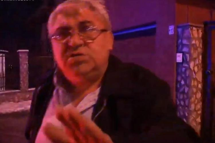 Patronul hotelului Paradis, Paul Koncz, mort de beat la volanul unui BMW X5, a produs un accident pe Calea Turzii - VIDEO