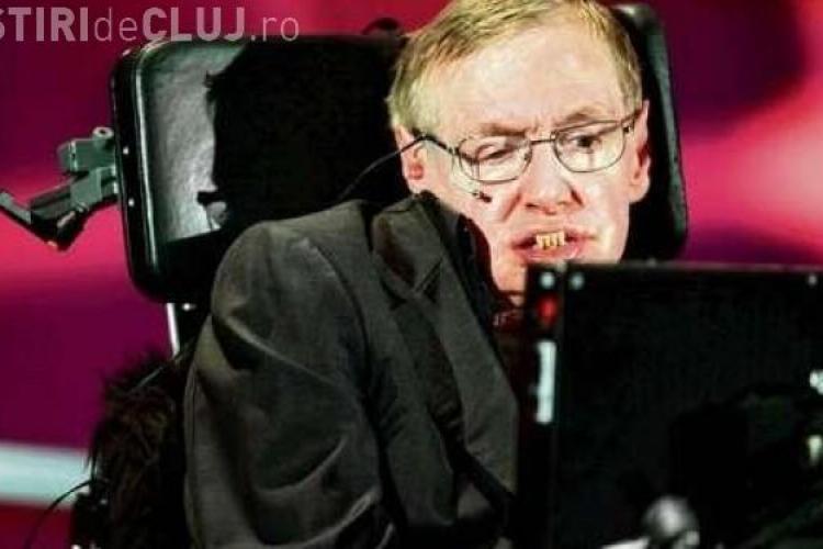 O nouă interfaţă de comunicare de la Intel pentru Stephen Hawking