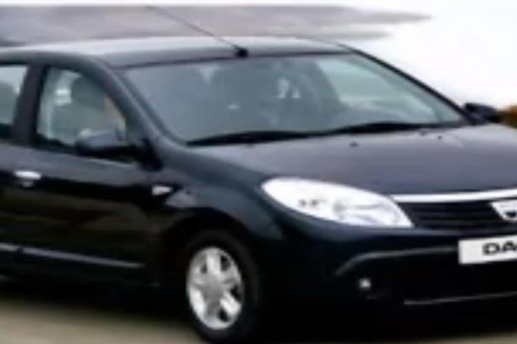 S-a râs pe SATURATE de Dacia Sandero la TOP GEAR - VIDEO