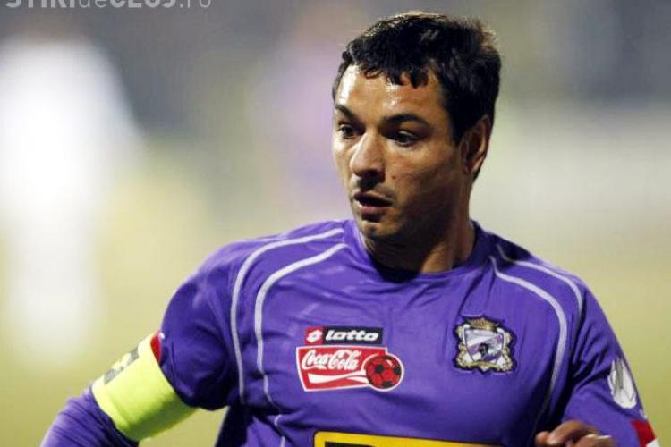 U Cluj are un nou antrenor: Ionel Ganea îl înlocuiește pe Marius Popescu