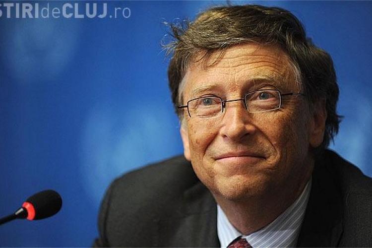 Bill Gates a mărturisit: NU MAI AM CE FACE CU BANII