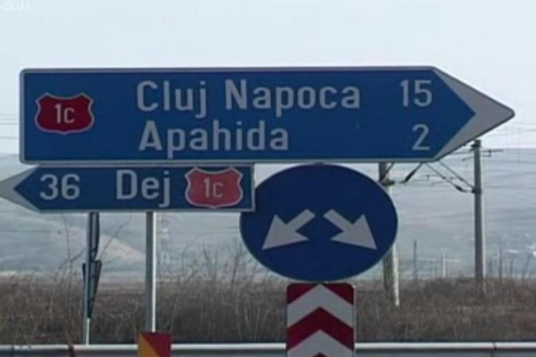Centura Apahida trebuie DEMOLATĂ pentru a face loc PISTEI Aeroportului Cluj. EROARE de 10 milioane de euro