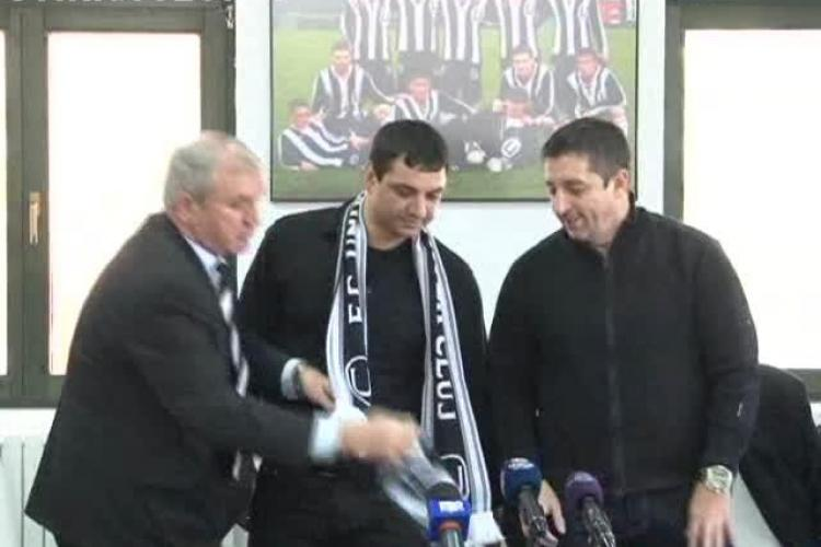 Ionel Ganea crede că U Cluj poate bate Steaua. Ce condiții a pus - VIDEO