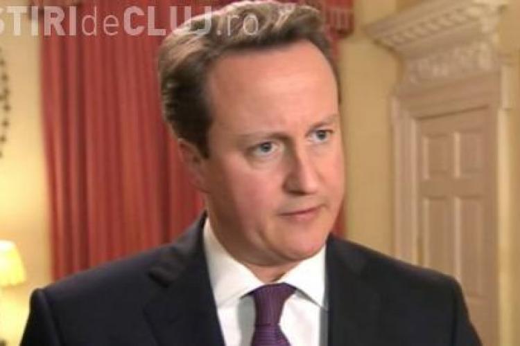 Premierul Marii Britanii, David Cameron: UE s-ar putea destrăma