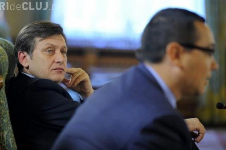Cozmin Guşă: Modificare Constituţiei reprezintă testul de reformişti a lui Ponta şi Antonescu