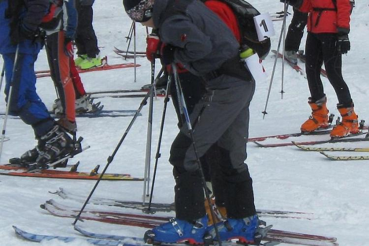 """Cupa """"Muntele Mare"""" la schi de tură are loc la Băișoara"""