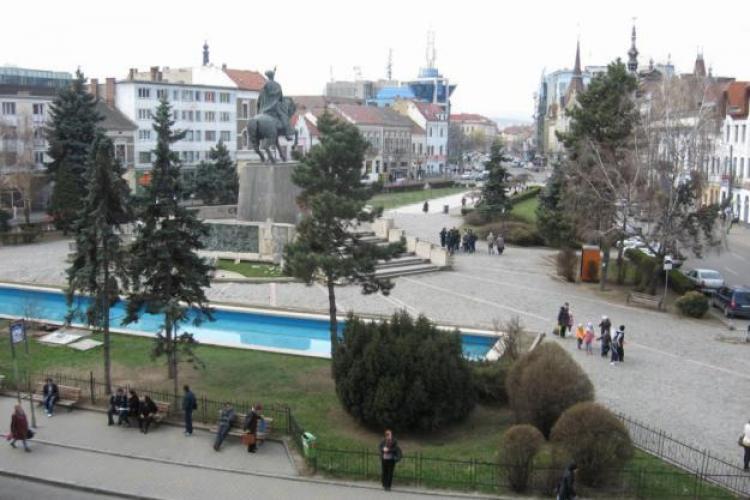 Concurs internațional pentru modernizarea Pieței Mihai Viteazu