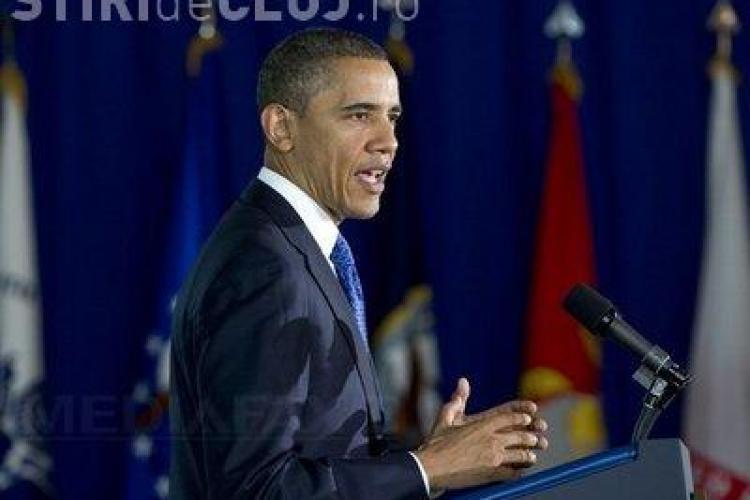 Barak Obama depune astăzi jurământul de investire  în funcţia de preşedinte al SUA