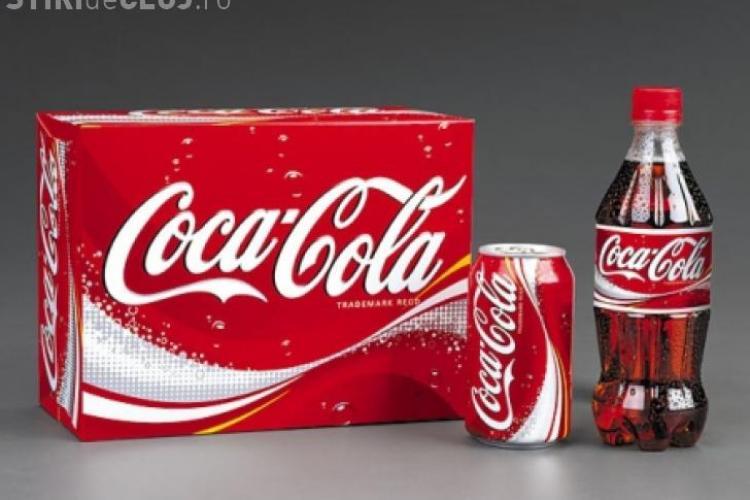 Coca Cola a recunoscut că are o problemă gravă cu zahărul
