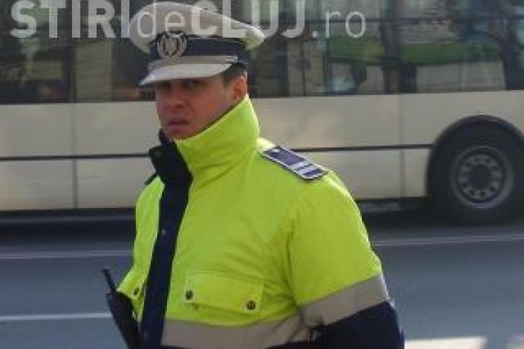 Polițist UMILIT și trimis la PSIHOLOG de un șef din Poliția Cluj, pentru că l-a oprit în TRAFIC. VIDEO cu infracțiunea semnalată