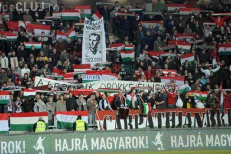 Federaţia Maghiară de Fotbal acuzată de sabotarea meciului cu România